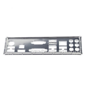 Details about I/O Shield For backplate ASUS M4A785-M Motherboard Backplate  IO