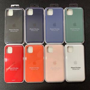 Apple Funda iPhone 11 Pro Silicona
