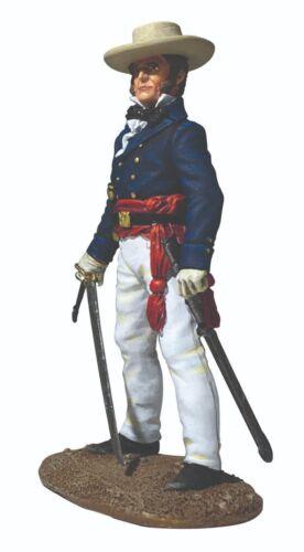 COL WILLIAM B TRAVIS 1836 ALAMO MIB BRITAINS MUSEUM COLLECTION 10057 LT