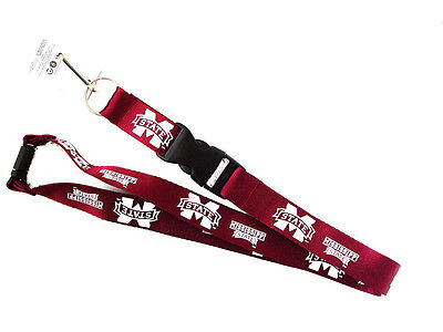 lanyard keychain badge holder NCAA PICK YOUR TEAM