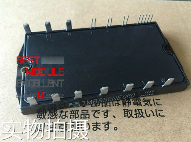 1PCS FUJI 7MBR50NE060 power supply module NEW 100% Quality Assurance