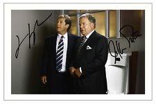 WILLIAM SHATNER & JAMES SPADER BOSTON LEGAL SIGNED PHOTO PRINT AUTOGRAPH