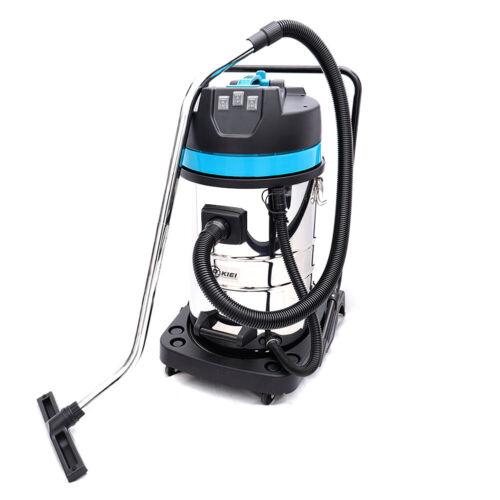 20/30/50L Industrial Stainless Steel Wet/Dry Cleaner Vacuum Blower Car Workshop