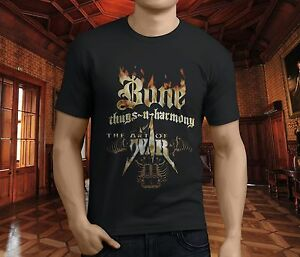Bone Thugs N Harmony Shirt Womans Cool T Shirt Clothes Short Sleeve O NeckTops