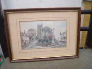 Framed-print-of-Stratton-Cornwall