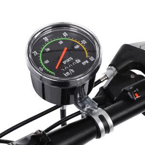 Vintage Style Bicycle//Bike Speedometer//Analog Classic Mechanical Odometer BD