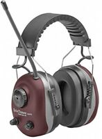 Elvex Quietunes Am/fm Stereo Ear Muff, Headphones Safety Ear Defenders Deafness