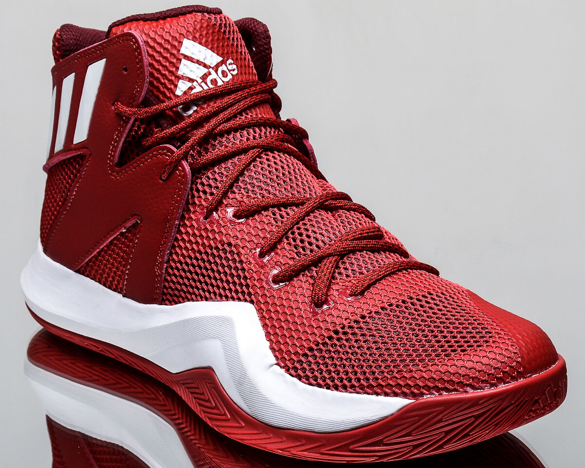 Adidas Crazy Bounce men basketball shoes sneakers NEW red white B72768