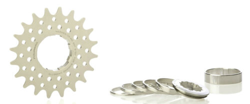 20T 21T 23T FOURIERS Single speed COG Cr-Mo fix SHIMANO Cassette