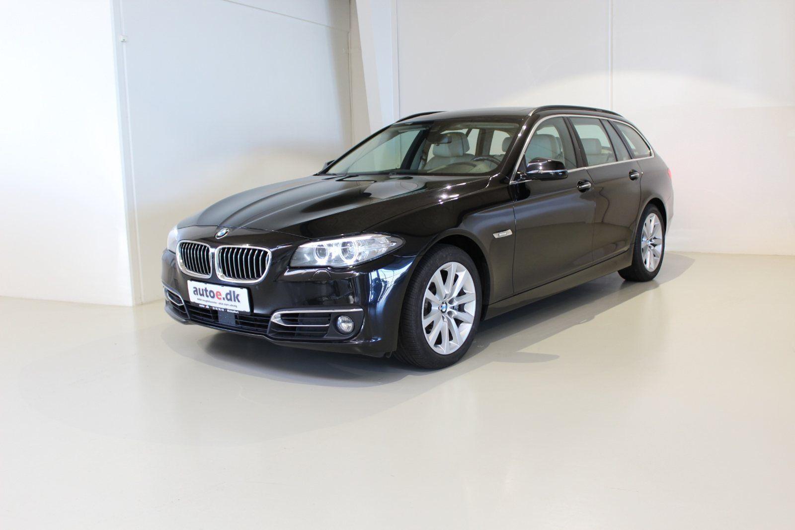 BMW 525d 2,0 Touring xDrive aut. 5d - 399.800 kr.