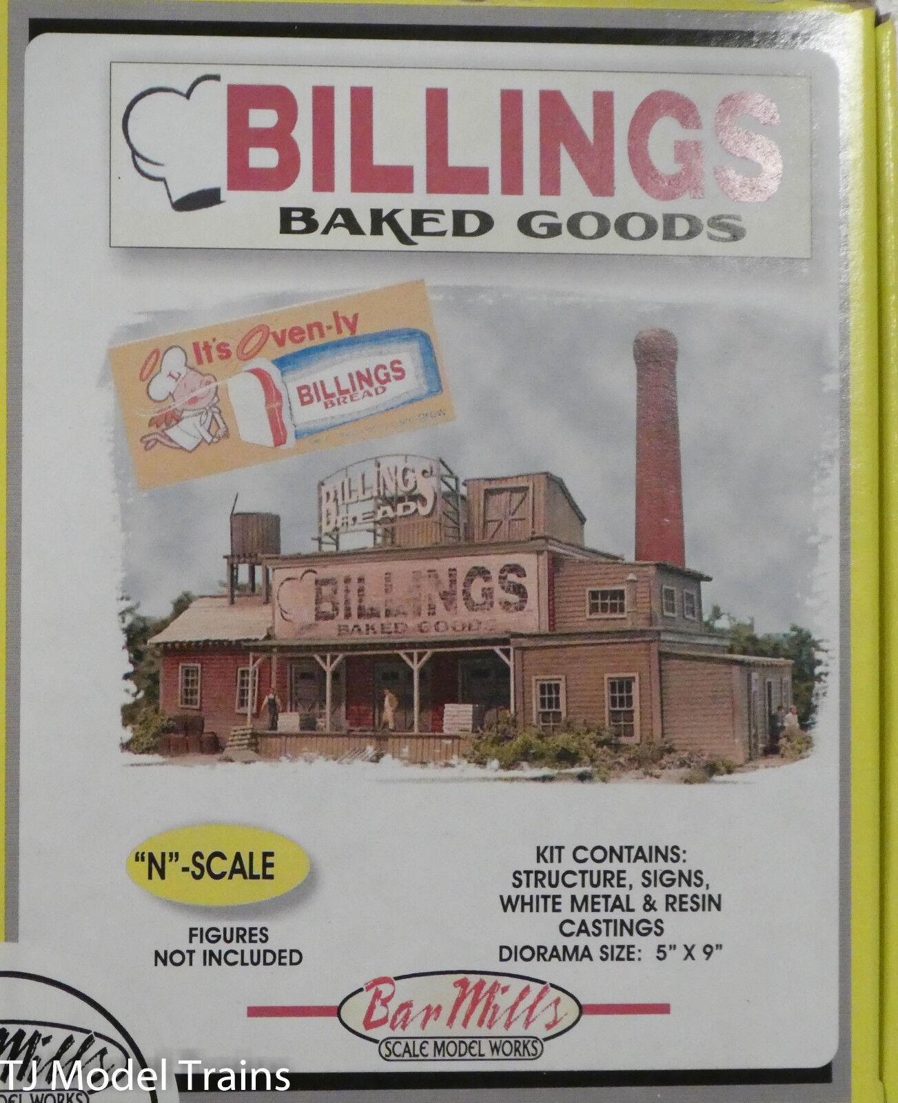 Bar Mills N   171 Billings Baked Goods  Kit