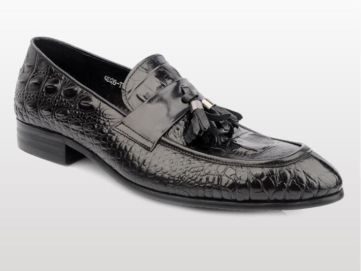 NUOVA  linea uomo  NUOVA  Eleganti Formali Slip On   a Punta tasseel Oxfords   Casual 264cf8