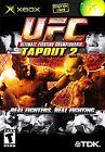 UFC: Tapout 2 (Microsoft Xbox, 2003)