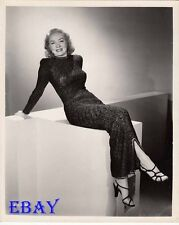 Audrey Totter sexy foot VINTAGE Photo