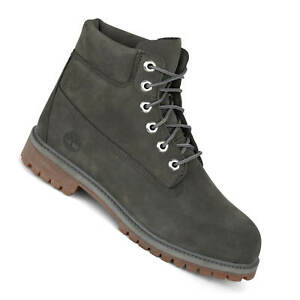 Boot Kinder Grey 6 Inch Details Dark Winterstiefel Wp Timberland Premium Grau Zu Damen F1JclKT3