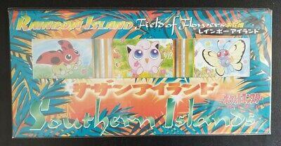 Pokémon Southern Islands Tropical Islands Jungle Set Sealed WOTC era Promo