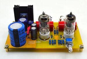 A-faire-soi-meme-HiFi-PRT-01A-6J1-tube-preamp-kit-Stereo-tubes-a-vide-preamplifier
