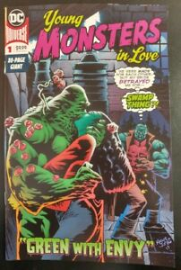YOUNG-MONSTERS-in-LOVE-1-2018-DC-Universe-Comics-VF-NM-Book