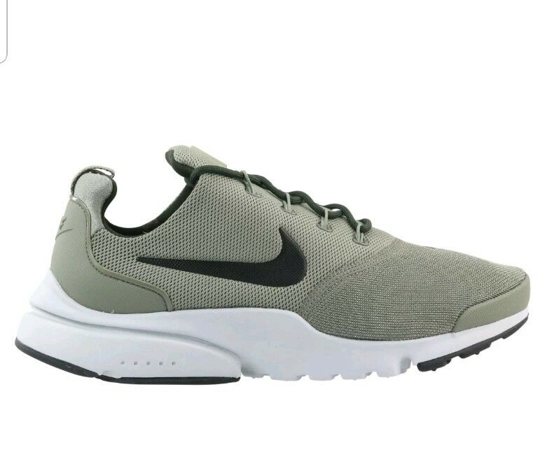 Nike Presto Fly Hommes boys khaki vert trainers eur Chaussures Baskets Taille 8 eur trainers 42.5 744d4d