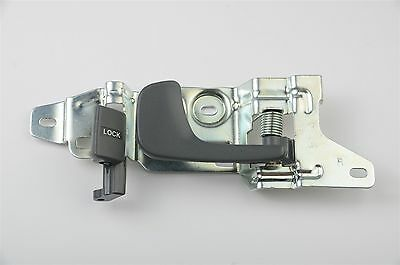 fits Civic Coupe 92-95 Inside Interior Door Handle Gray, Grey Right