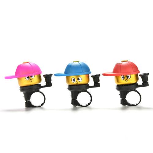 2x Kids Bike Cycling Bell Mini Bell Small Boy Ring Bell Bicycle Cup random co/_ti