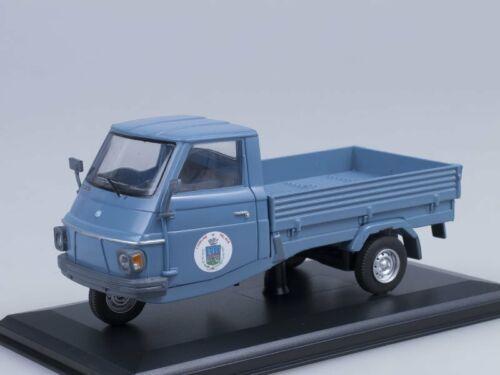 Ape 1//32 Maßstab Modellauto P3 Pianale Von Hachette 1984