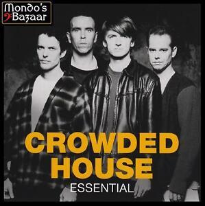 CROWDED-HOUSE-ESSENTIAL-CD-Album-80-039-s-90-039-s-AUSTRALIAN-POP-NEIL-FINN-NEW