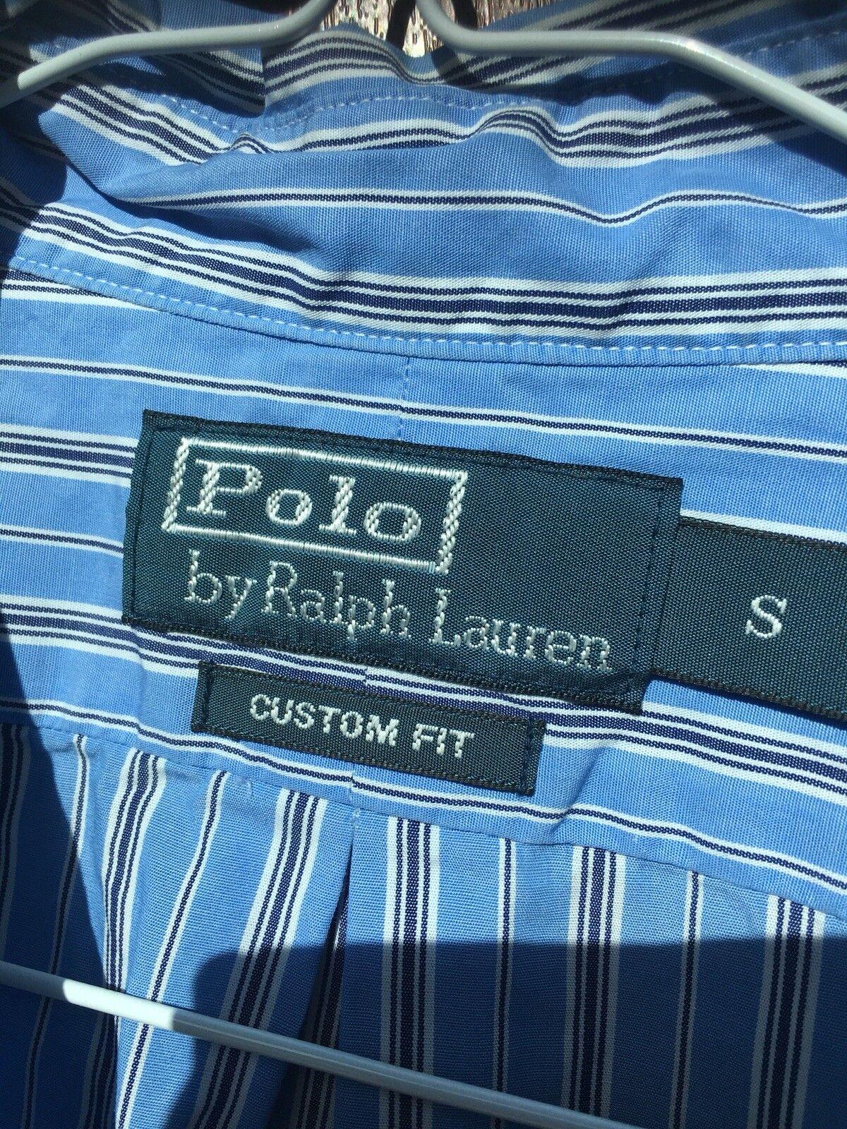 Mens Polo Ralph Lauren Shirt S
