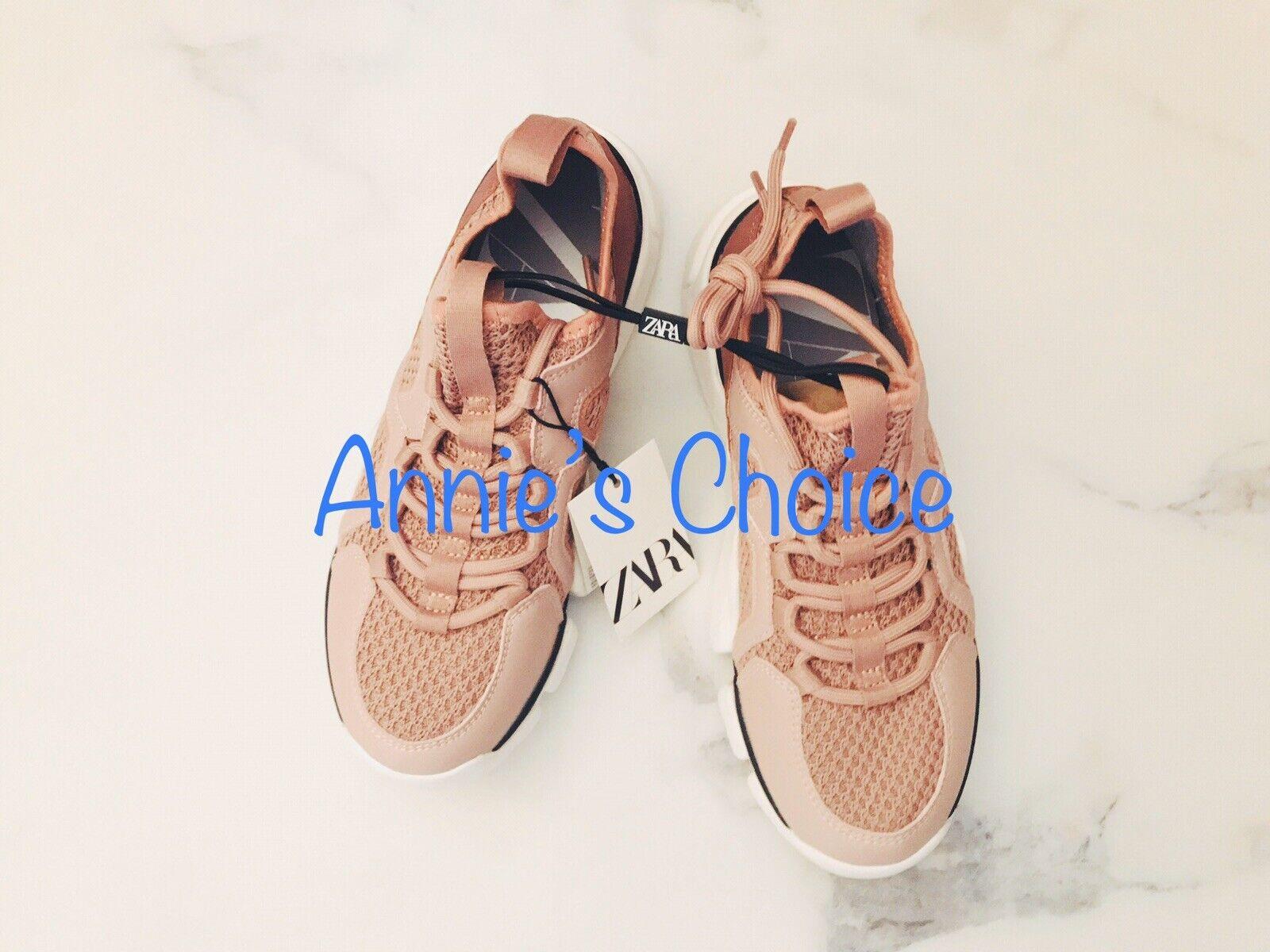 Split Sole Sneakers(Pink, US 6.5/EUR 37