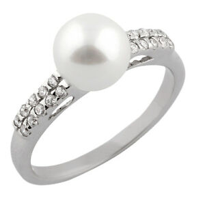 Fancy-Sterling-Silver-ring-with-freshwater-pearl-and-CZ-RS-33