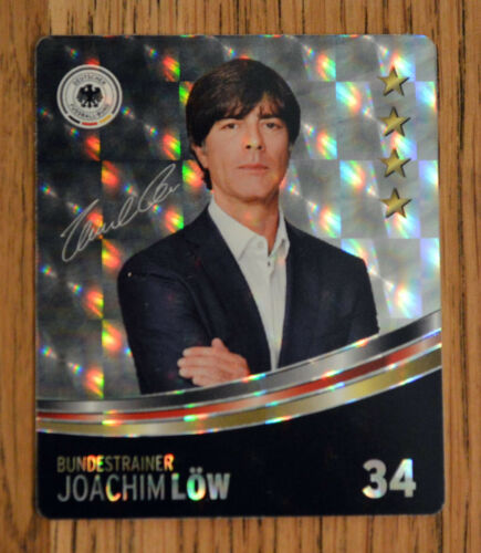Rewe dfb euro 2016 glitzerkarten tarjetas de colección escoger brillo tarjetas em 16