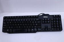 lot of 100 oem genuine dell usb standard keyboard L100 SK-8115 KB522 rt7d50