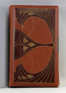 99880112-Album-Vieux-Album-Photos-Art-Nouveau-Um-1900