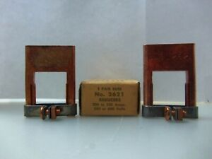 Nice Lot Bussmann 2621 Buss Fuse Reducer Class H 200 TO 100 AMP 250 or 600 Volts