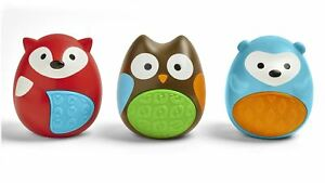 Skip-Hop-EXPLORE-AND-MORE-EGG-SHAKER-TRIO-SET-Baby-Toys-Activities-BN