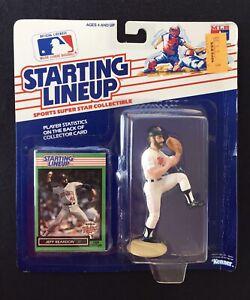 Jeff Reardon Kenner Starting Lineup Figurine SLU 1989 Minnesota Twins Sealed