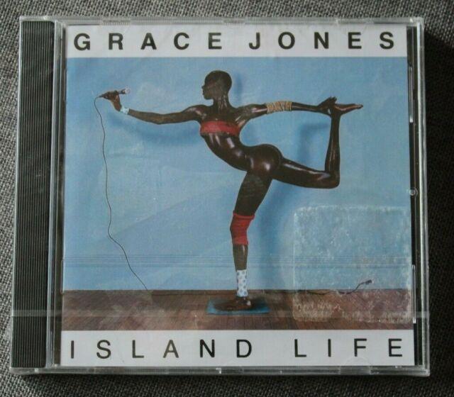 Grace Jones, island life, CD neuf