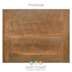 """New 24"""" x 30"""" Economy Urban Distressed Table Top, Provincial Finish"""