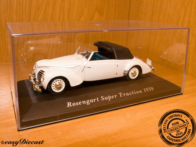 pinkNGART SUPER TRACTION 1939 CLASSIC 1 43 MINT