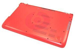766725-001-HP-Pavilion-Touchscreen-15-P-BEATS-series-bottom-base-Red-Grade-A