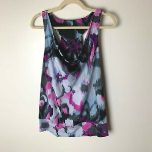 Women-039-s-Sleeveless-Top-Size-Large-Casual-Work-Career-Business-Blue-Black-Gray