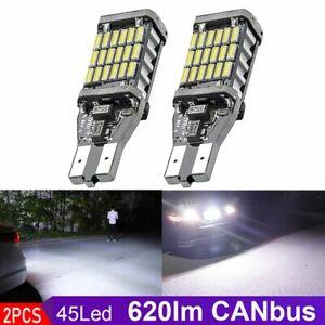 2pcs-Backup-Canbus-Car-Light-T15-921-912-W16W-Light-Bulb-45-LED-SMD-12V