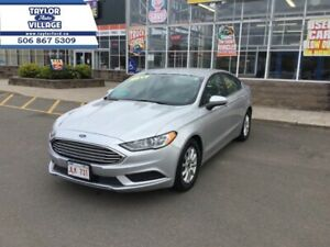 2017 Ford Fusion S  Keyless Start