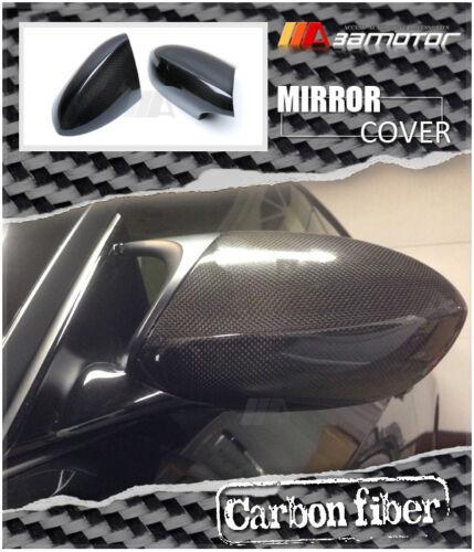 Replacement Carbon Fibre Door Side Mirror Covers Set for 08-13 BMW E92 E93 M3