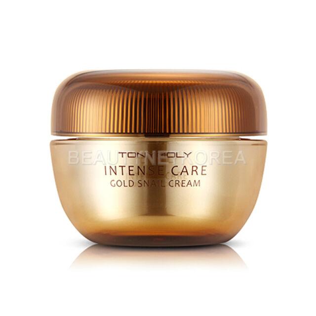 [TONYMOLY] Intense Care Gold Snail Cream 45ml / 2016 New / Moisturizing