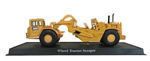 Wheel Tractor Scraper - 1:64 Construction Machine Model (Amercom MB-9)