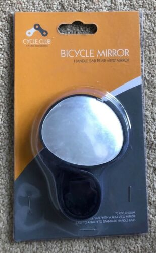 Bicycle Handlebar Rear View Mirror