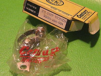 Vintage Honda Ignition Points CB350,CL350,SL350,CB360,CJ360,CL360 Right Side