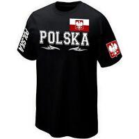 POLSKA POLAND T-SHIRT  - Silkscreen