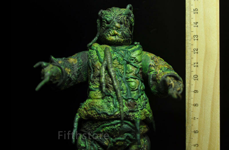 5  Doctor Who Classic Action Figure Green Krynoid Seeds Seeds Seeds of Doom Loose New 146 1e791f